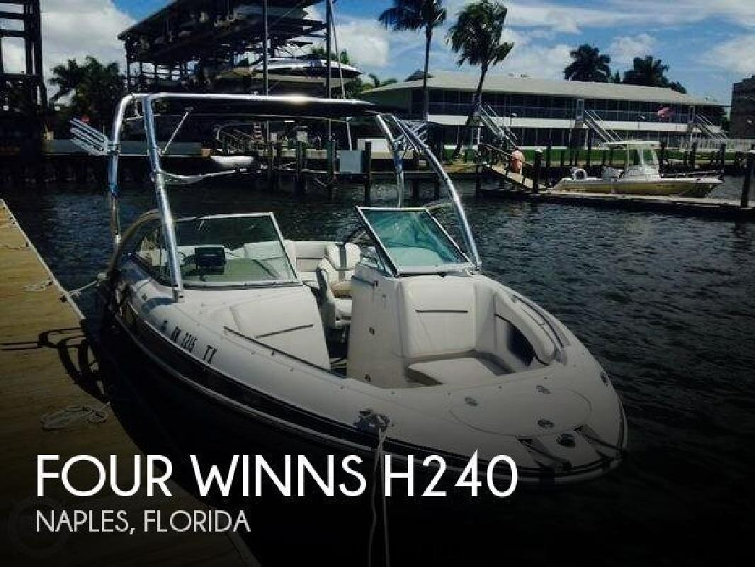 2008 Four Winns Boats H240 Naples FL