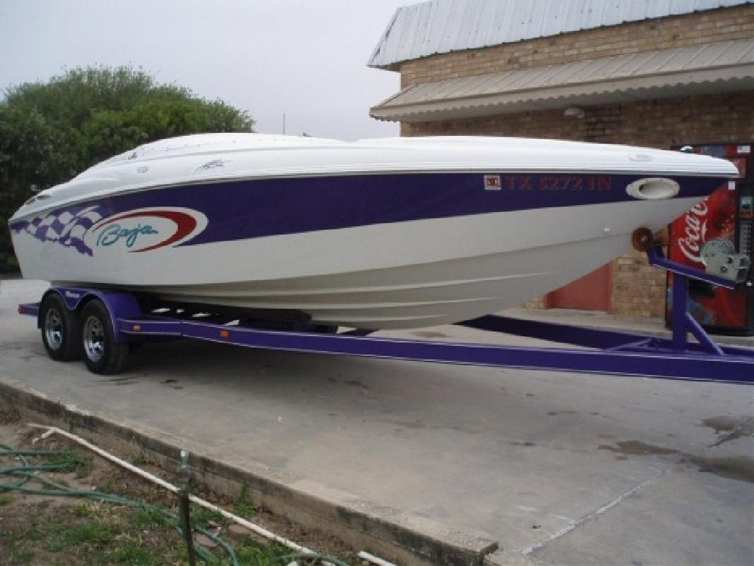 2001 24' Baja Performance Boats H2X LOCATED IN SAN ANTONIO,TX in San Antonio ...