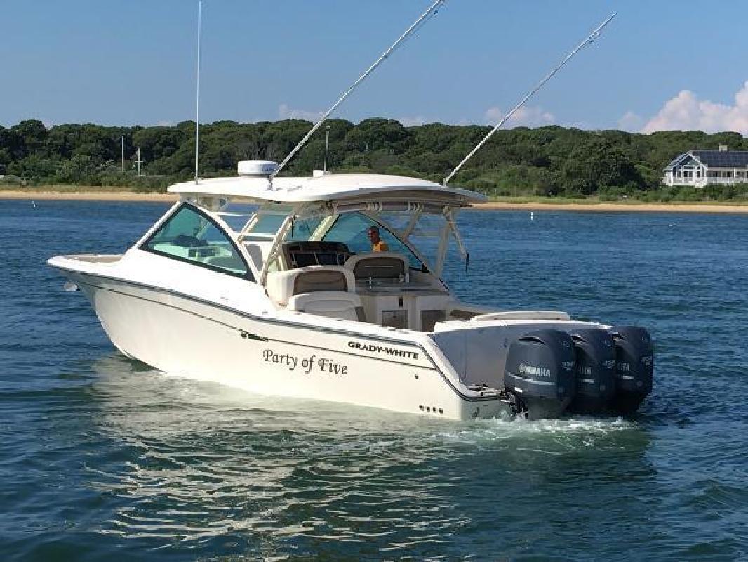 2014 Grady-White Freedom 375 Hampton Bays NY