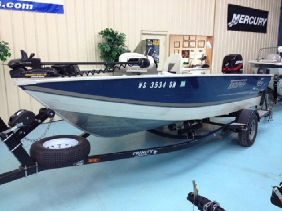 $12,995 2003 Misty Harbor 166c