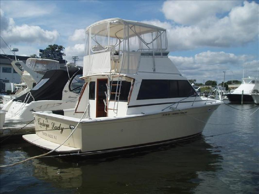 1985 33' Egg Harbor 33 Flybridge