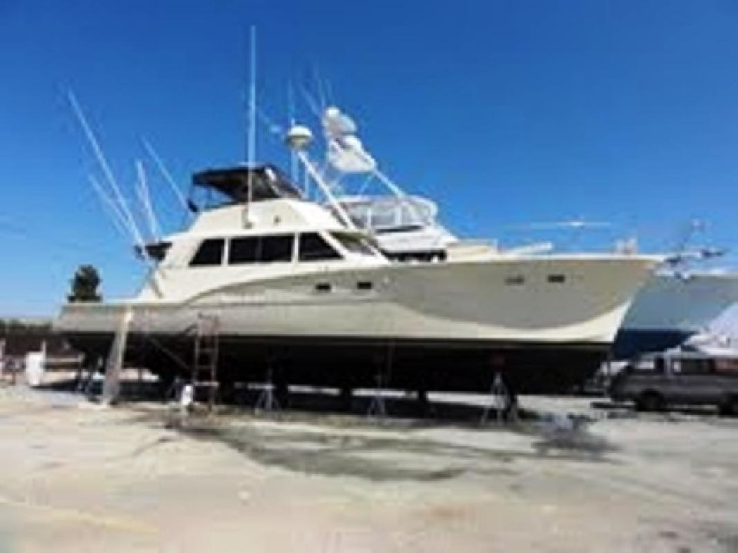 1972 53' Hatteras Yachts Hatteras 53 SPORTFISH. Contact the seller