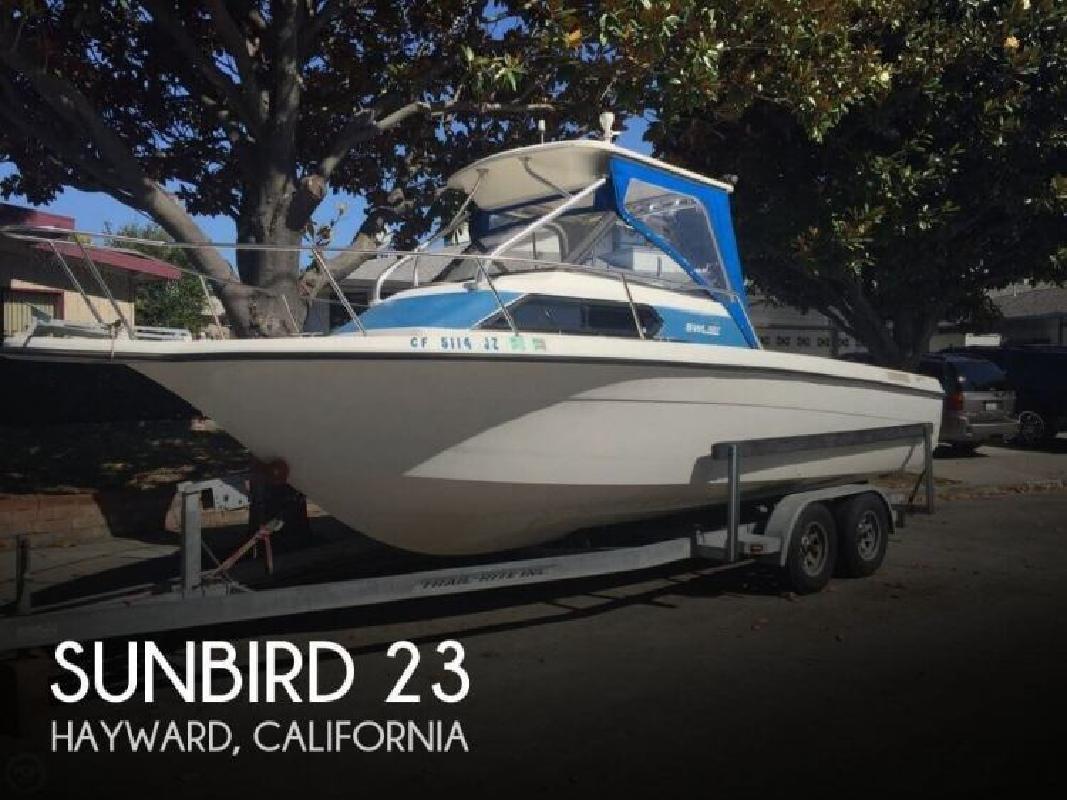 1991 Sunbird 23 Hayward CA