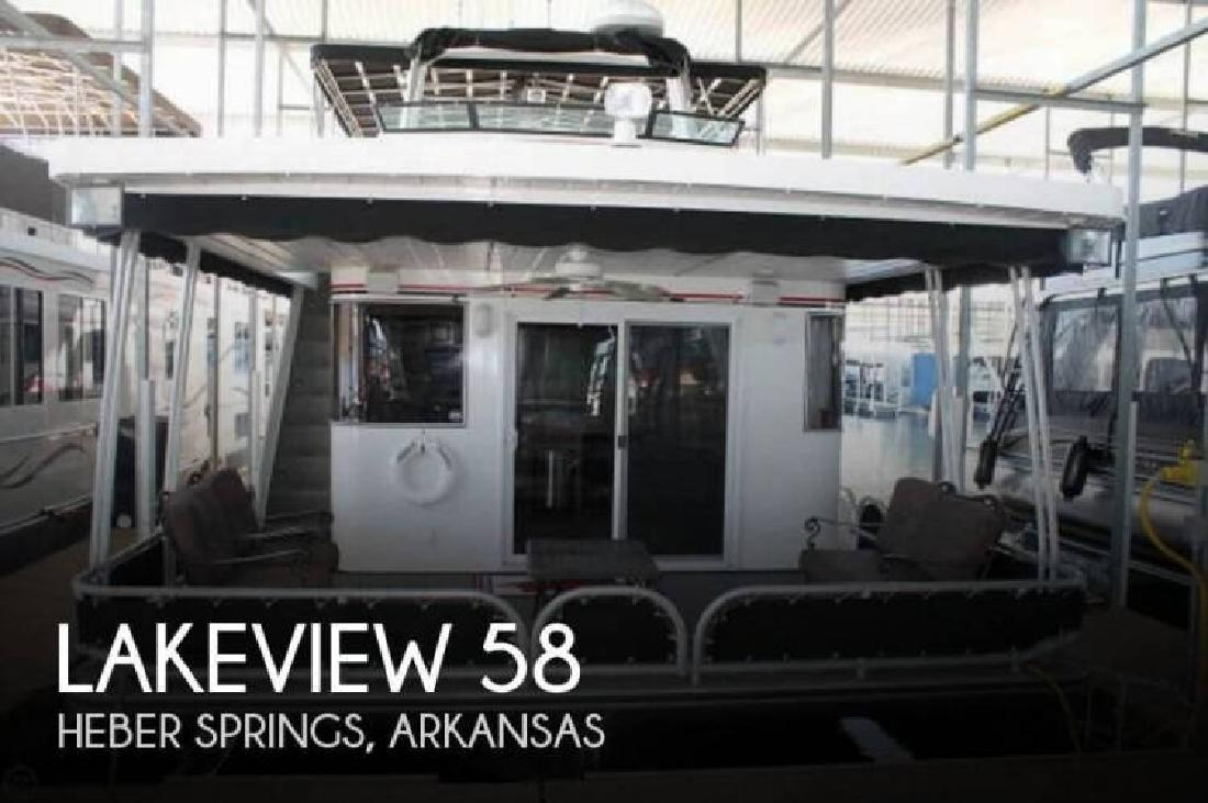 2009 Lakeview Yachts 58 Heber Springs AR