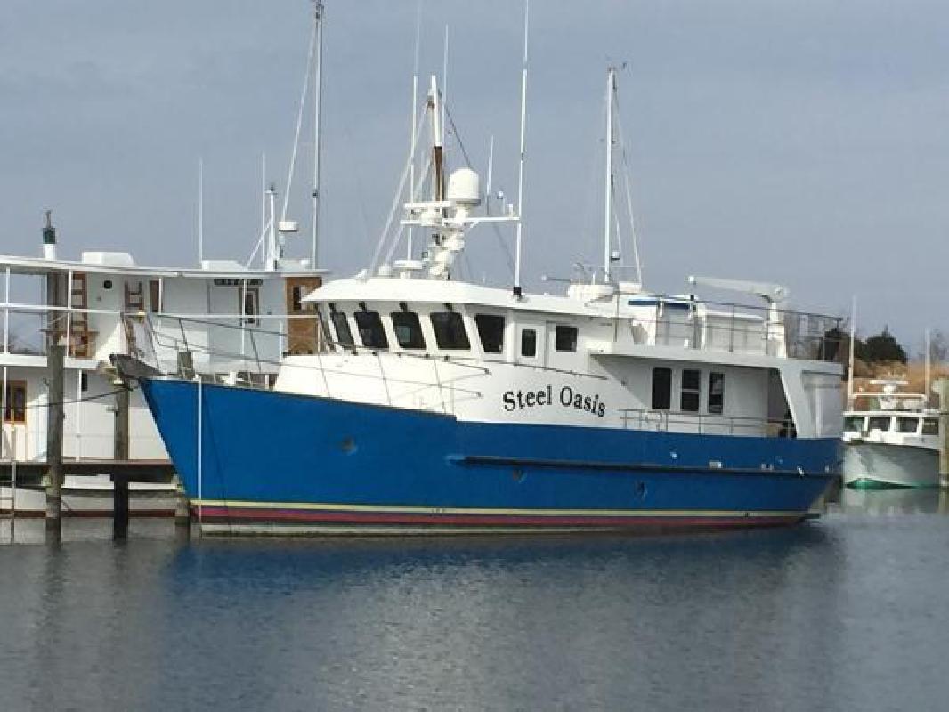 1999 Cape Horn CH63 Herrington Harbour MD