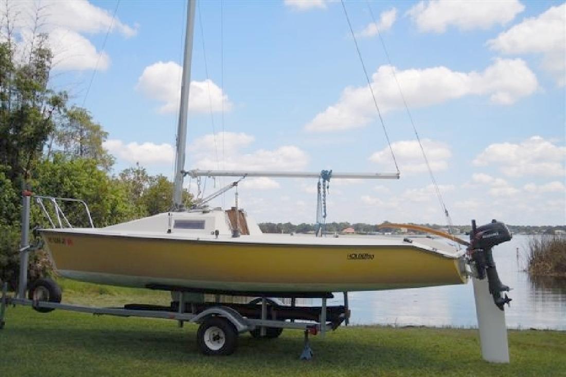 1981 20' Vagabond Holder 20 for sale in Orlando, Florida | All Boat
