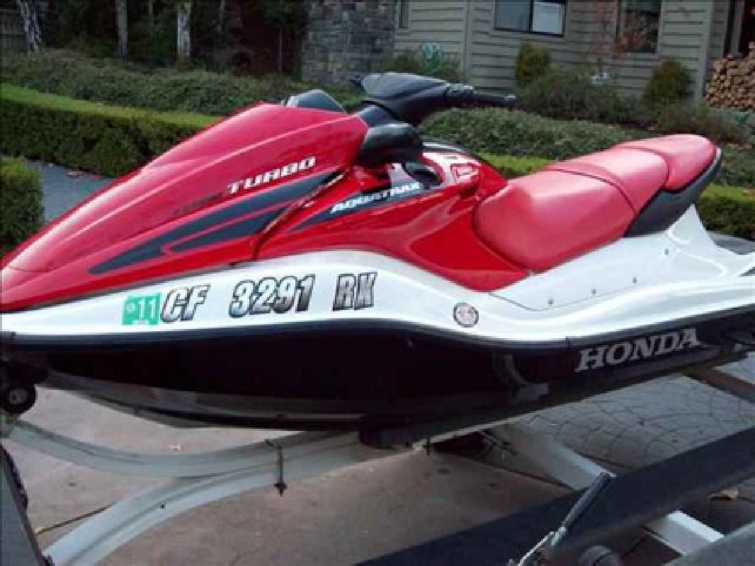 $6,900 Used 2006 Honda Aquatrax