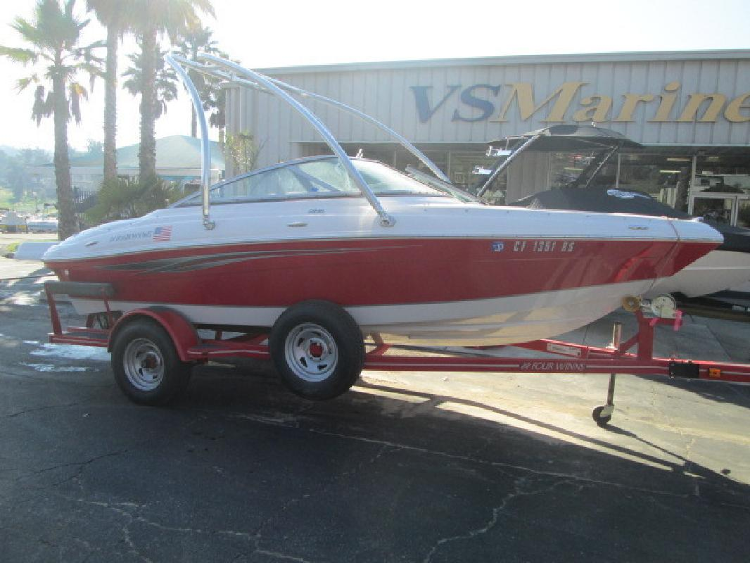 2008 Four Winns Boats Horizon 190 Atascadero CA