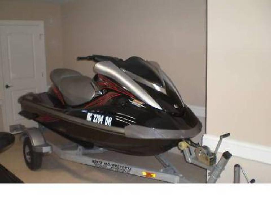 2007 Yamaha FX1100HO very low hours and just serviced