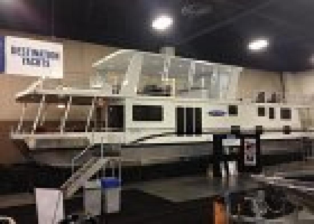 2013 75x16 Destination Yachts 118th Multi-Owner Houseboat in Lake Powell, AZ