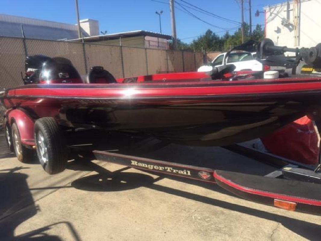 2003 Ranger 521VX Houston TX