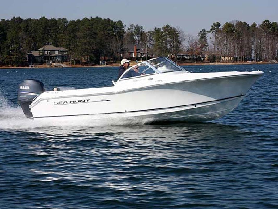 2010 20' Sea Hunt 207 LE