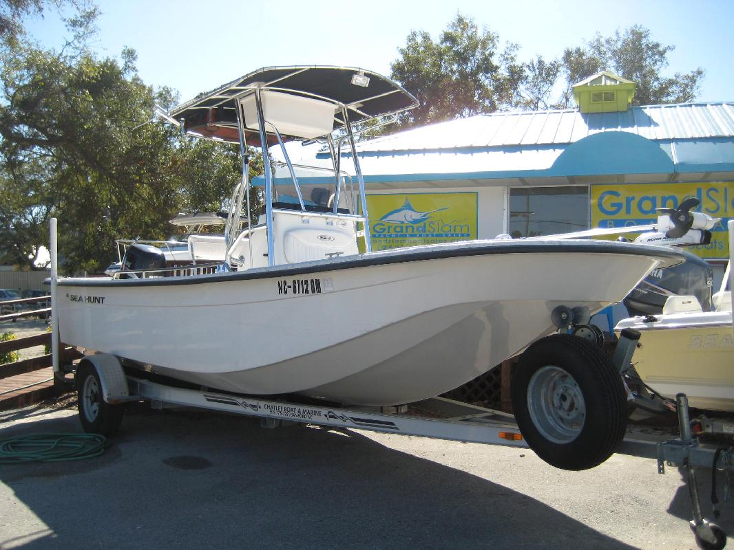2010 21' Sea Hunt 21 SKIFF in Morehead City, North Carolina