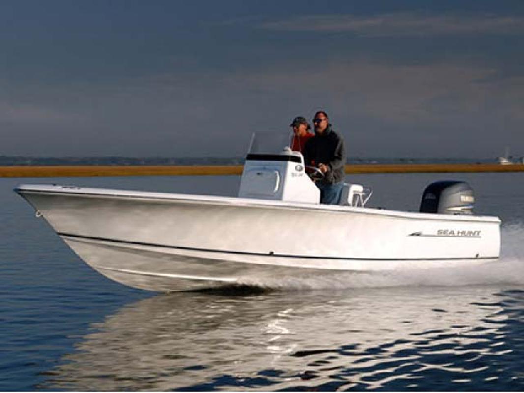 2010 24' Sea Hunt BX 24
