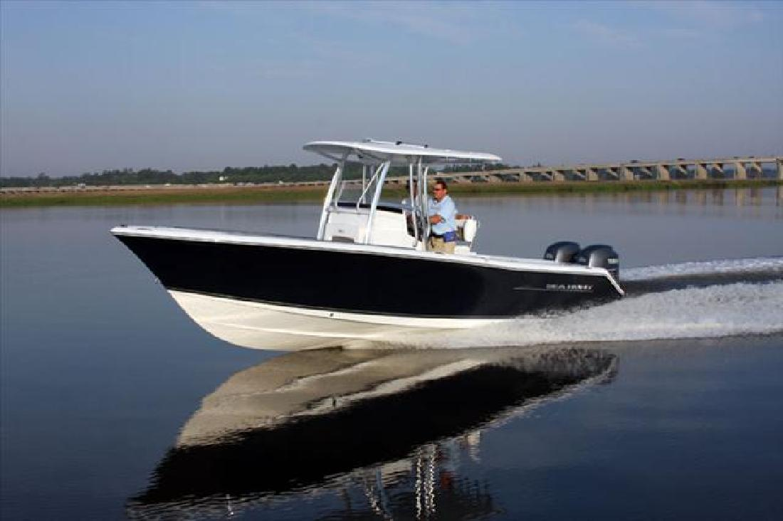 2012 25' Sea Hunt GAMEFISH 25 in Panama City, Florida