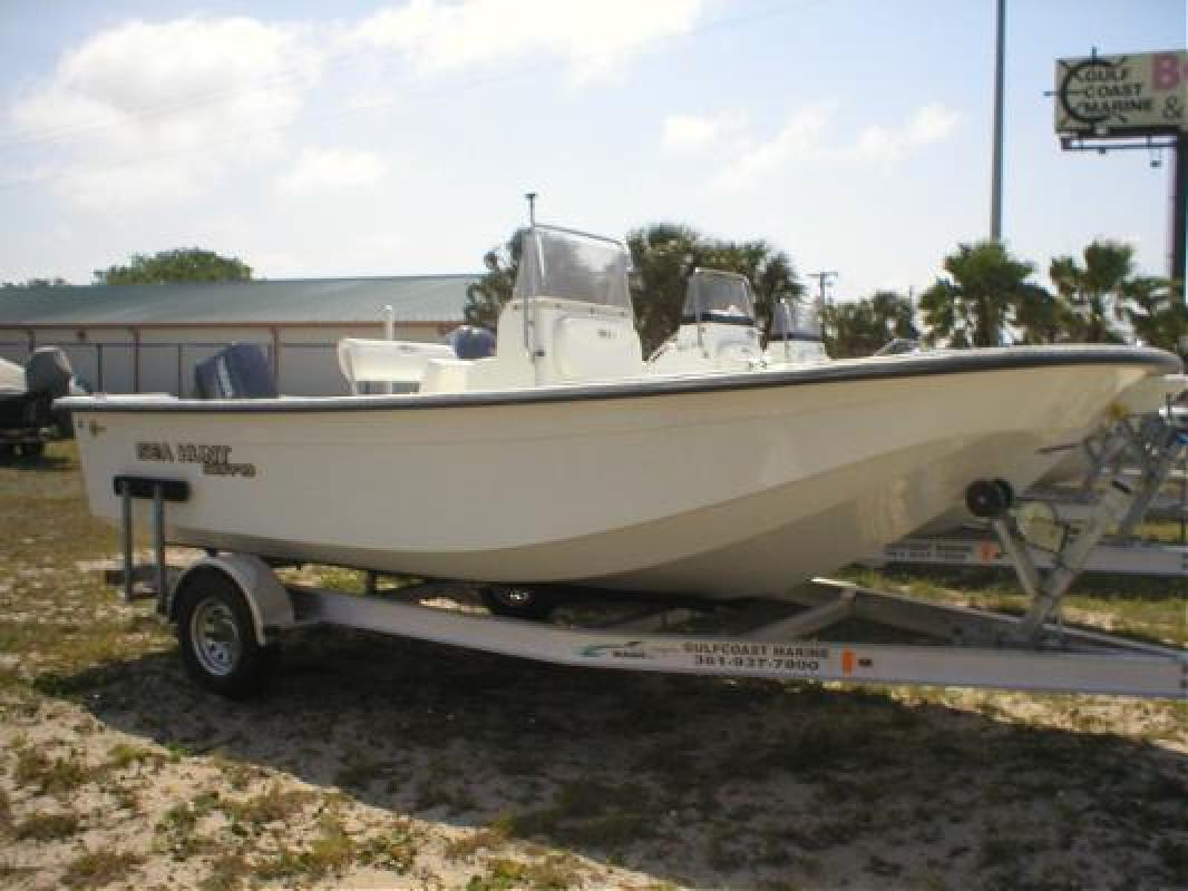 2009 19' Sea Hunt Skiff 19 in Corpus Christi, Texas