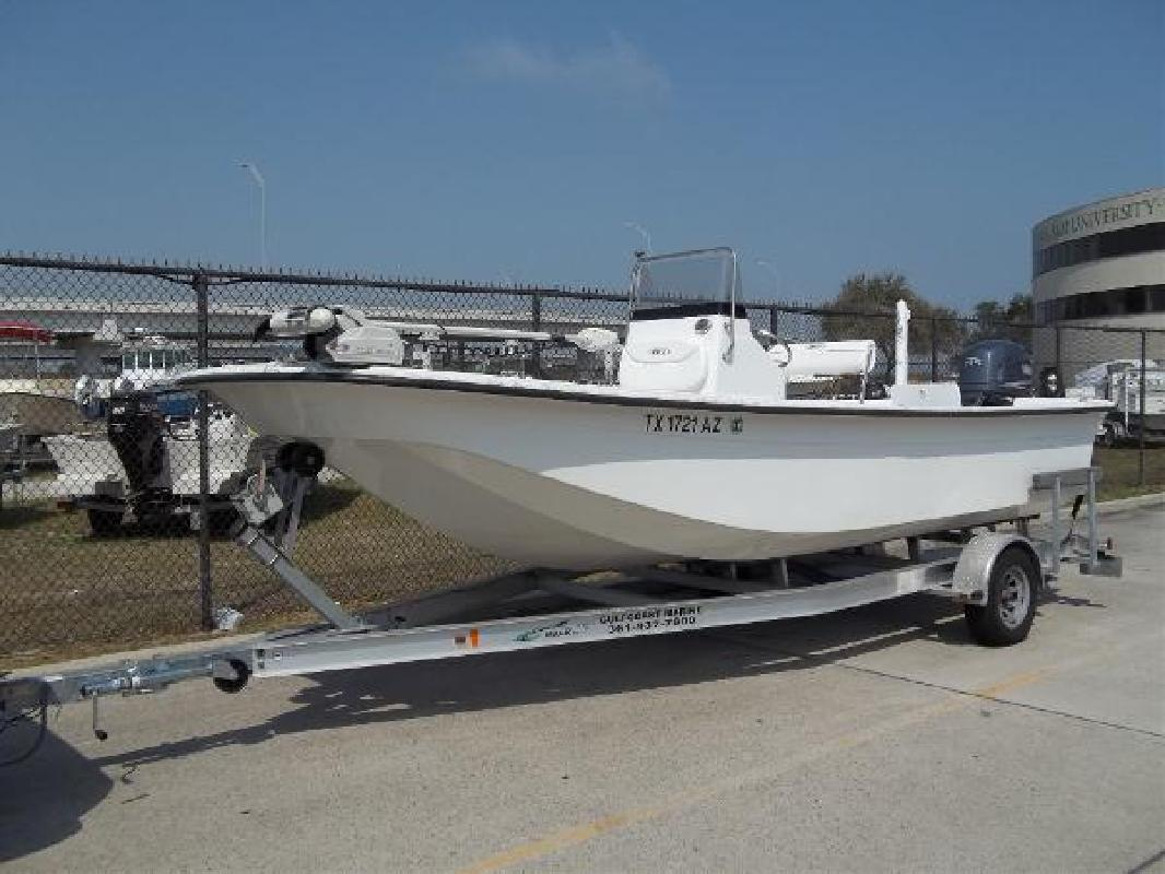 2010 21' Sea Hunt Skiff 21 in Corpus Christi, Texas