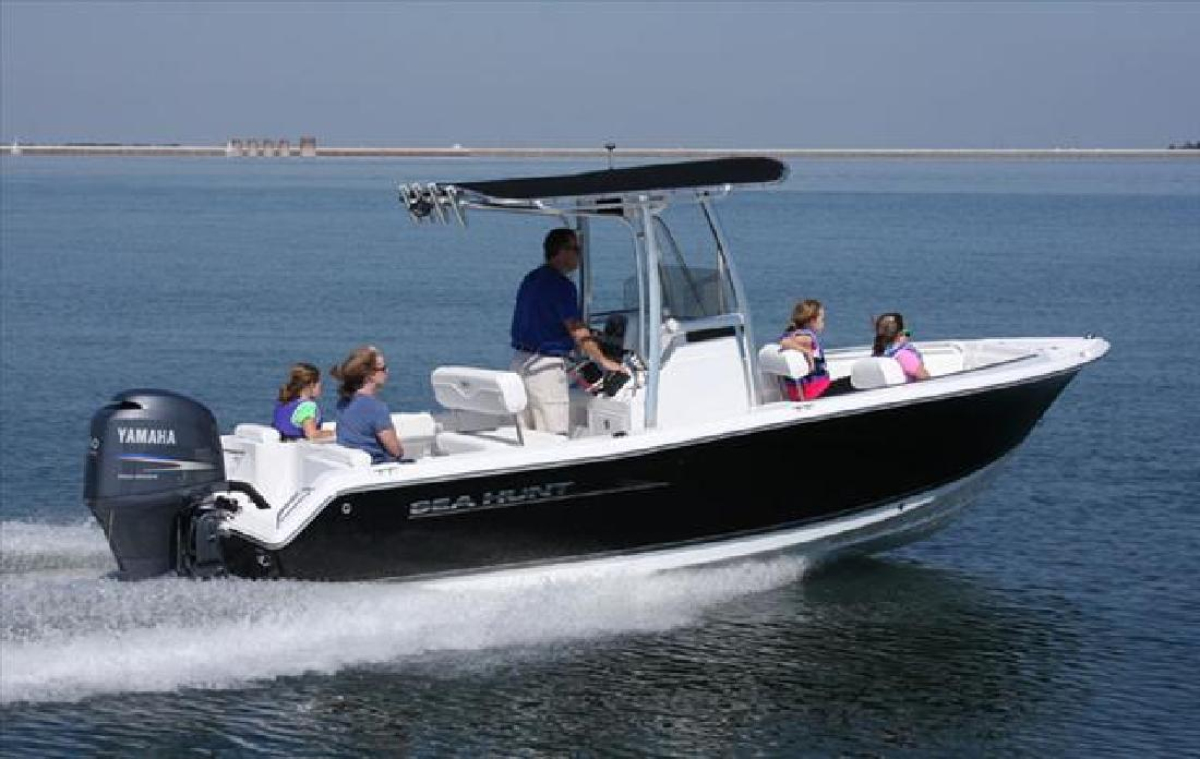 2012 21 Sea Hunt Triton 210 For Sale In Destin Florida