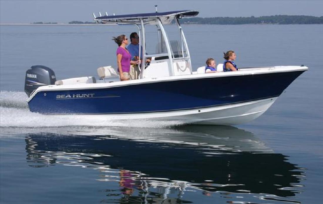2012 21' Sea Hunt ULTRA 211 in Gulf Shores, Alabama