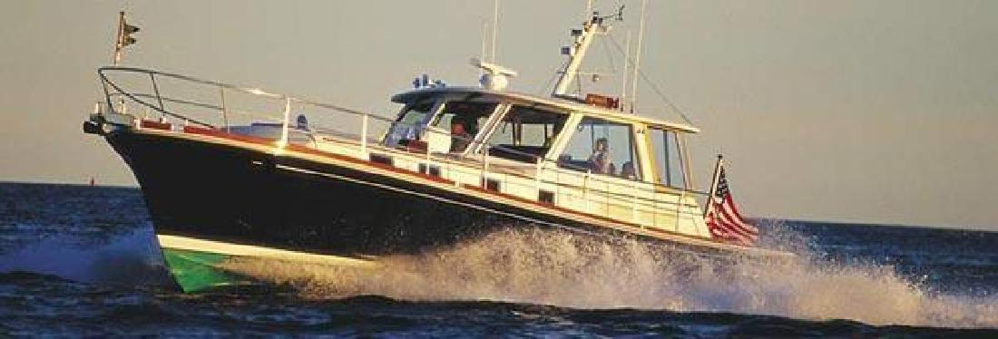 2000 Grand Banks 49 Eastbay HX Marina del Rey CA