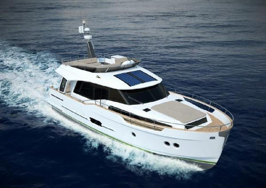 2015 Greenline 48 Hybrid Annapolis MD