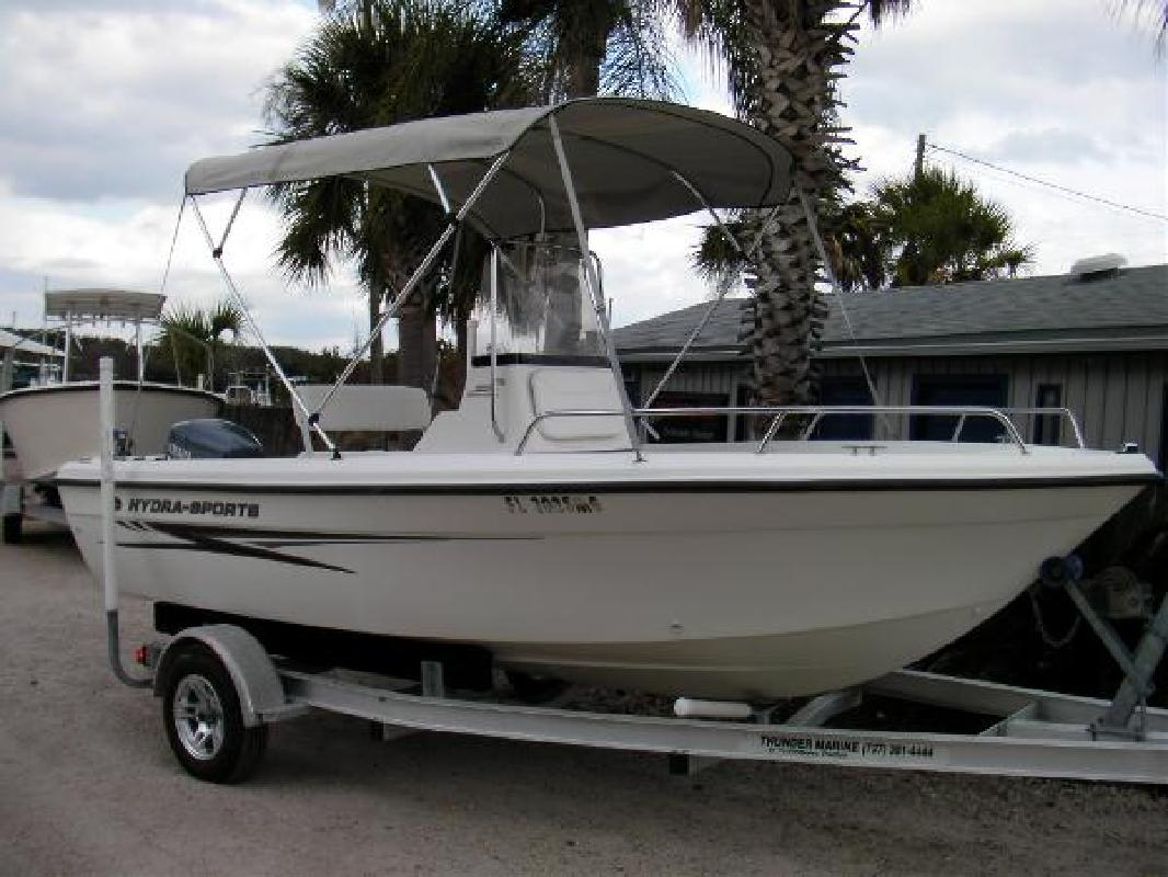 2003 18' Hydra-Sports 180 for sale in Fernandina Beach, Florida | All Boat .