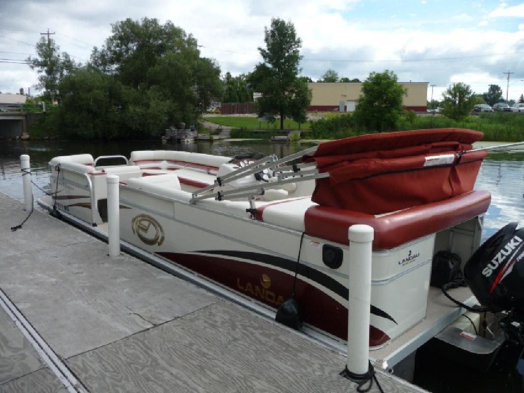 2010 23' Landau Boats II LLC Atlantis 230