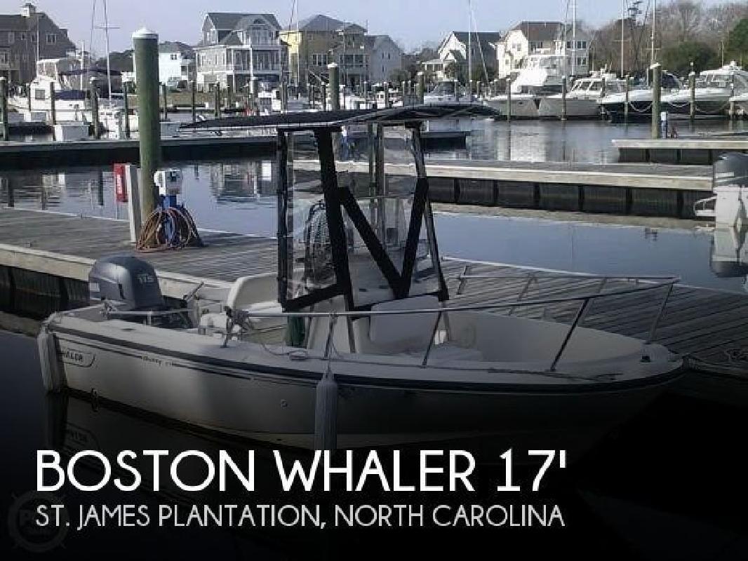 1998 Boston Whaler 17 Outrage II St James Plantation NC
