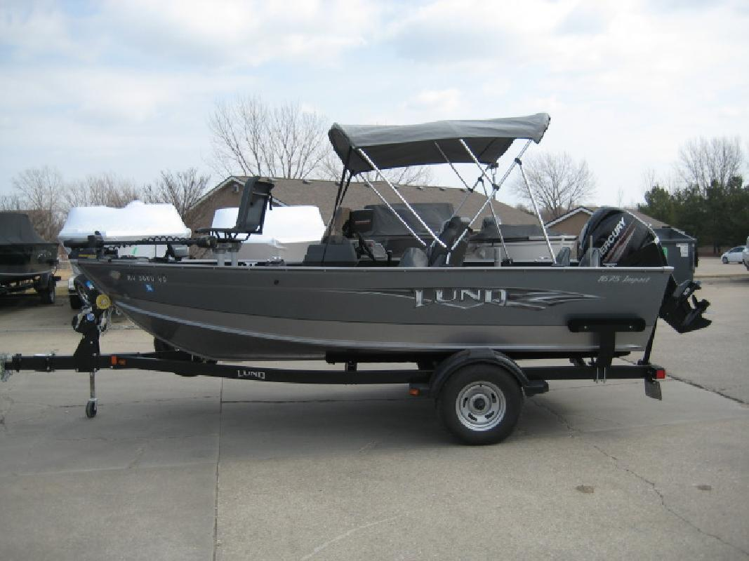 2014 lund boats 1675 impact ss in grimes ia for sale for Fishing boats for sale in iowa