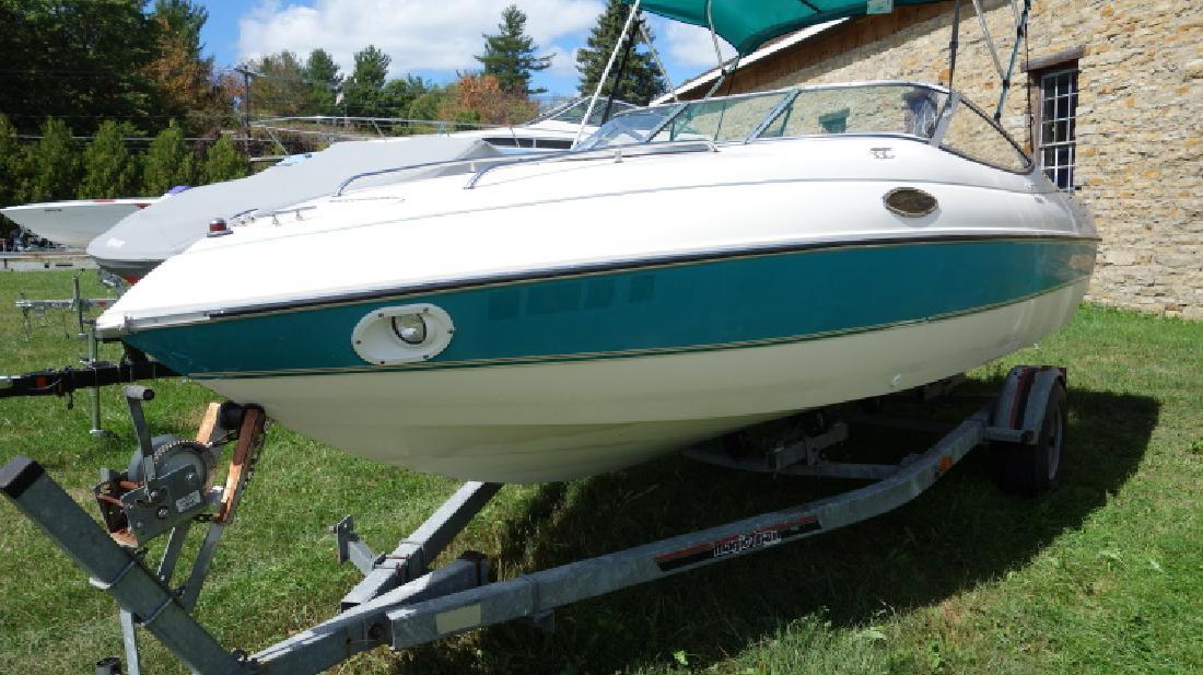 1994 - Stingray Boats in Alexandria Bay, NY