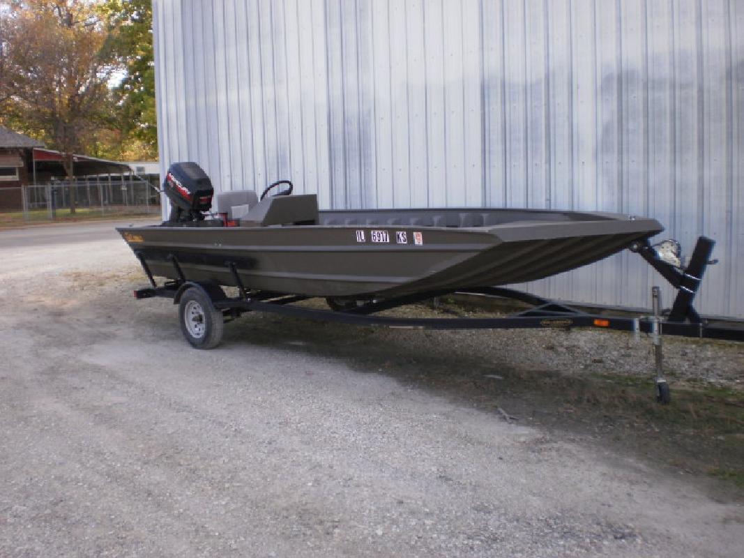 2015 Weldbilt 1856V in Beardstown, IL