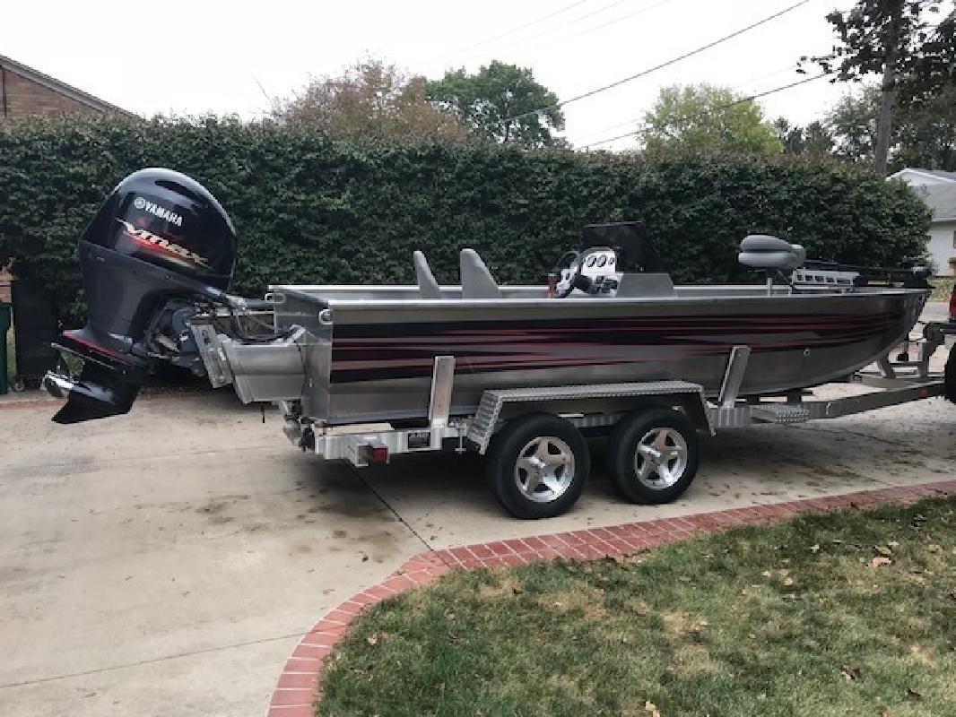 2014 AAD Custom Boat in Beardstown, IL