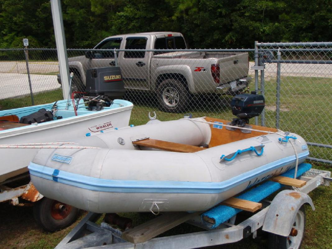 1997 92 Seaworthy Inflatable in Beaufort , NC