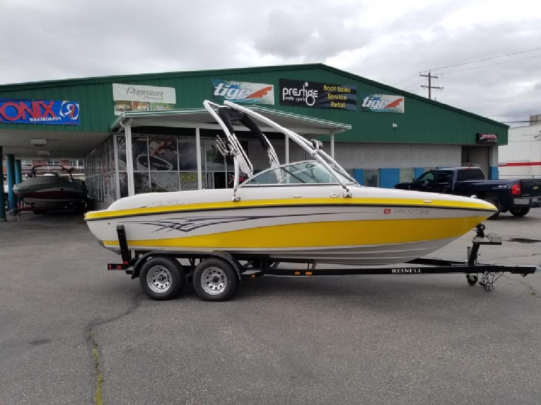 Reinell Boats 207LS 2007 in Boise, ID