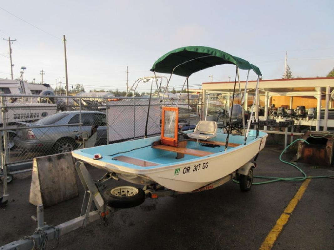 1968 boston whaler 13 sc in coos bay or for sale in coos for Coos bay fishing