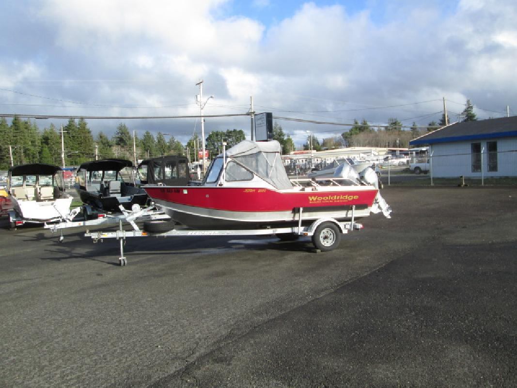 2003 17 Wooldridge Sport 2000 In Coos Bay Or For Sale In Coos Bay