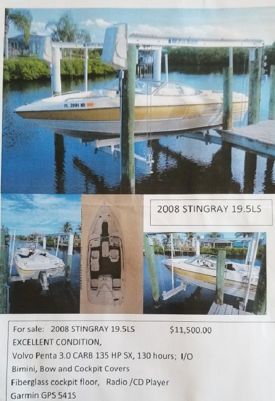Stingray 195 LS in Englewood, FL