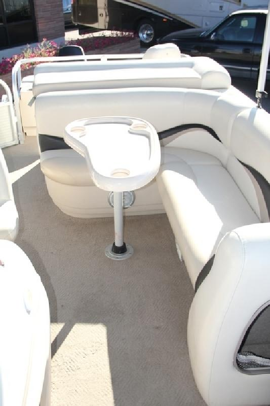 2008 Tracker 21 Pontoon in Grand Junction, CO