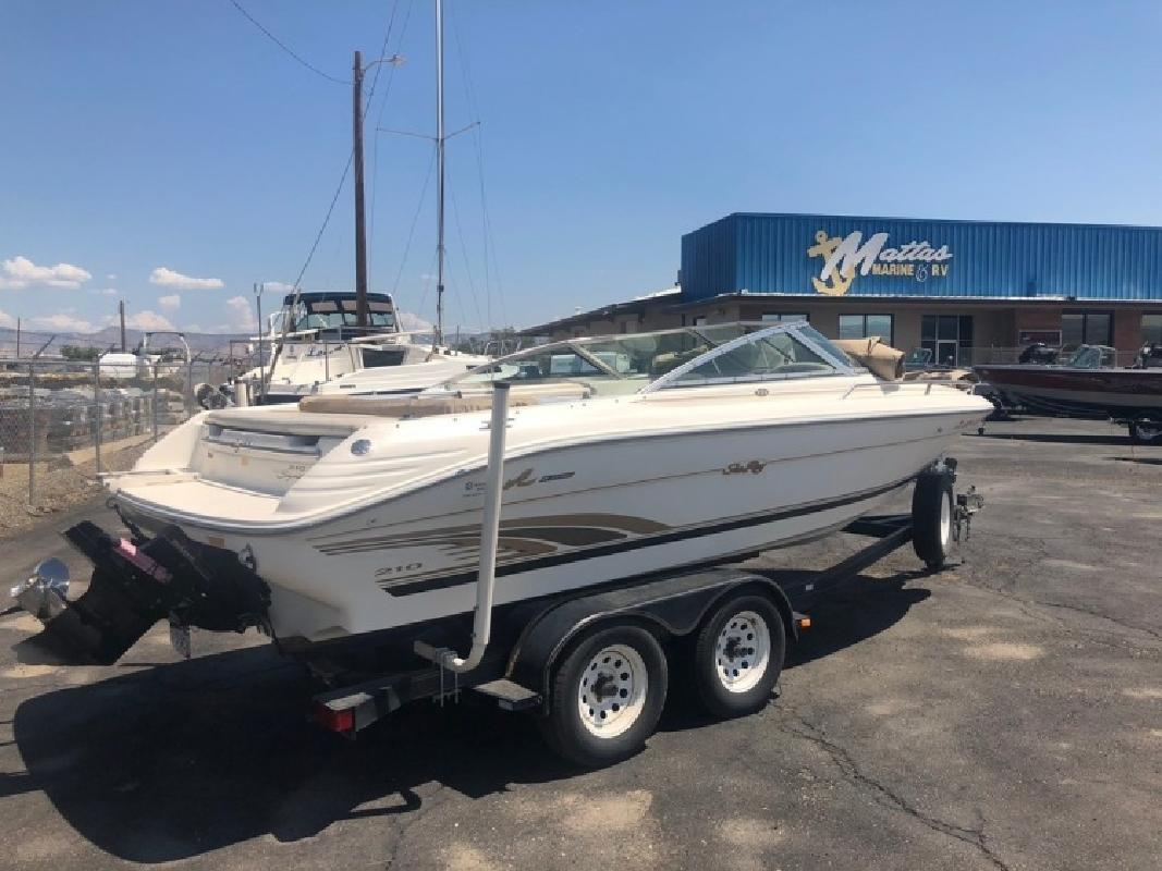 1996 Sea Ray 210 in Grand Junction, CO