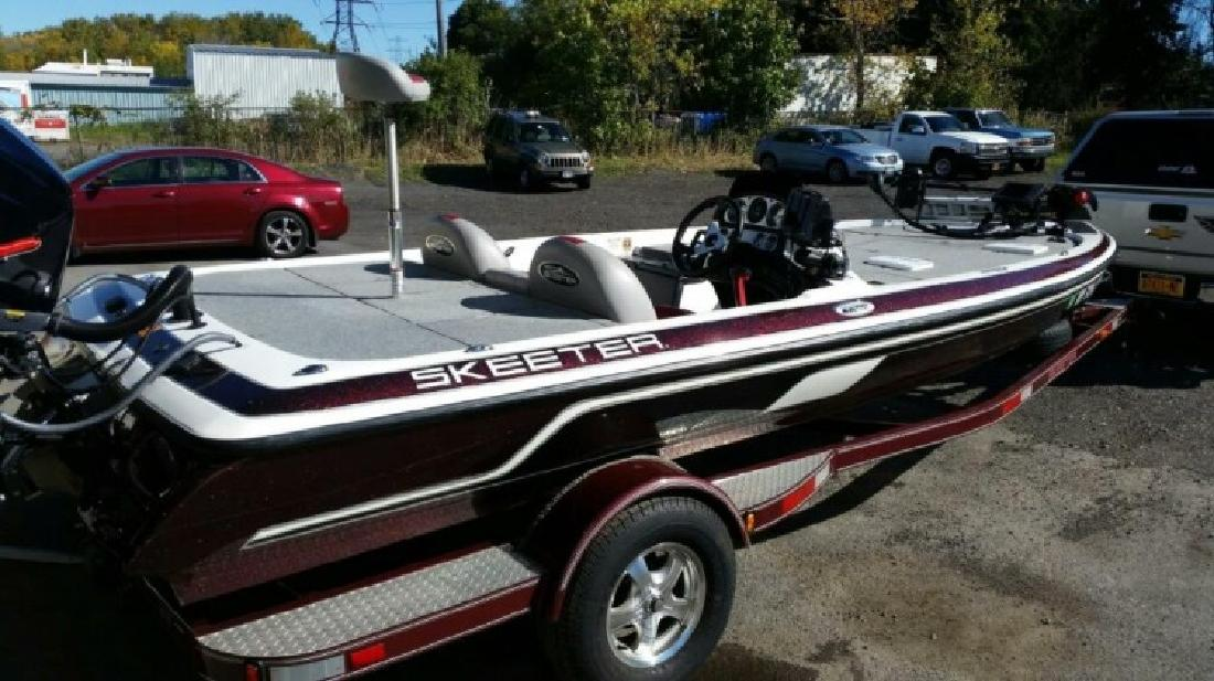 2006 20ft Skeeter FX200 in Homer, NY