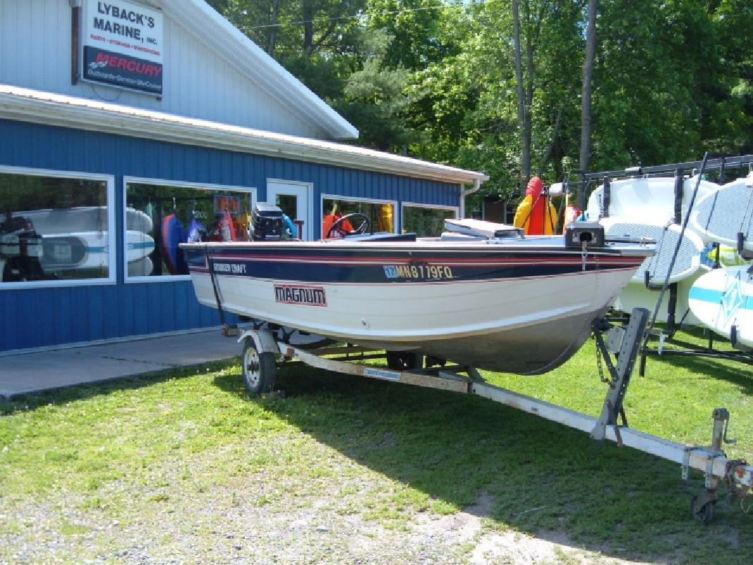 1989 16ft smokercraft in isle mn for sale in isle for Minnesota fishing charters