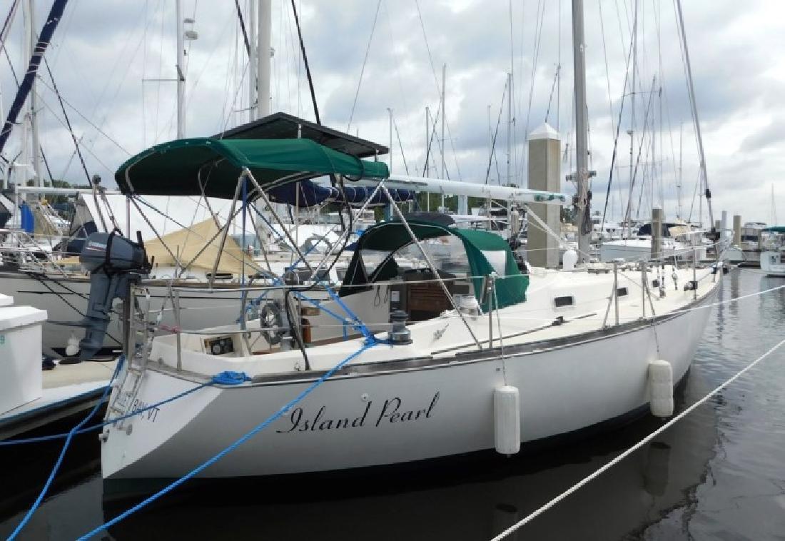 37- Tartan Yachts 37 in Jacksonville, FL