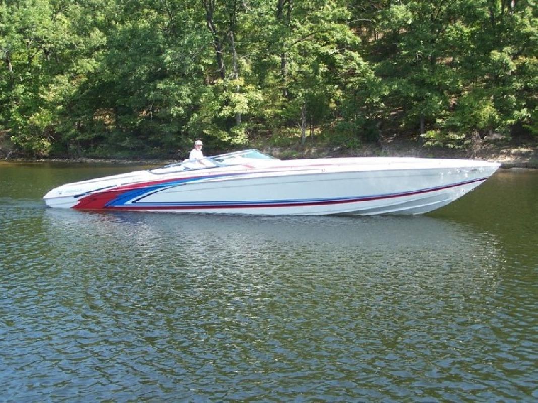 2000 Formula 419 Fastech in Lake Ozark, MO