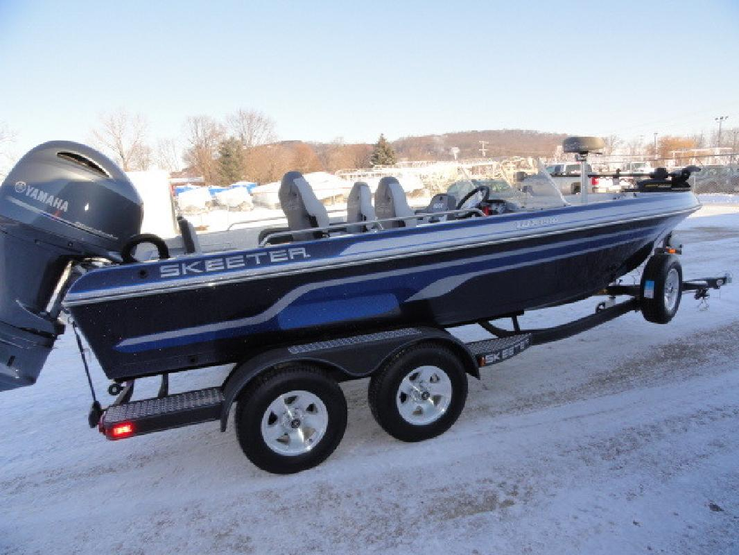 Skeeter new and used boats for sale in wisconsin for Used fishing boats for sale in wisconsin