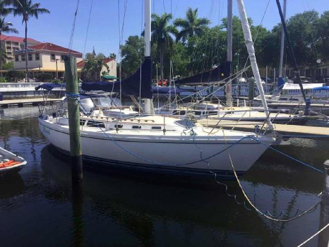 1991 Catalina 34 Sloop Perrysburg OH in New Port Richey, FL
