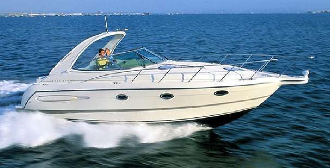 1999 Maxum 3300 SCR Perrysburg OH in New Port Richey, FL