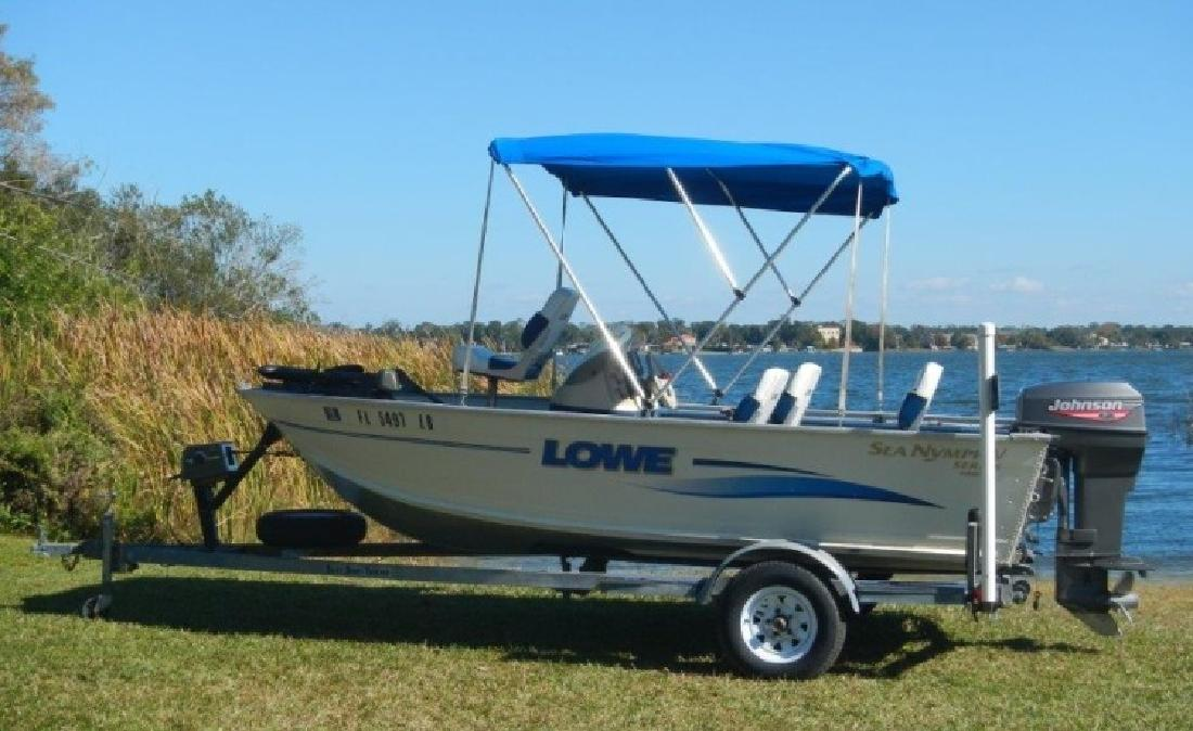1999 - Lowe Boats in Orlando, FL