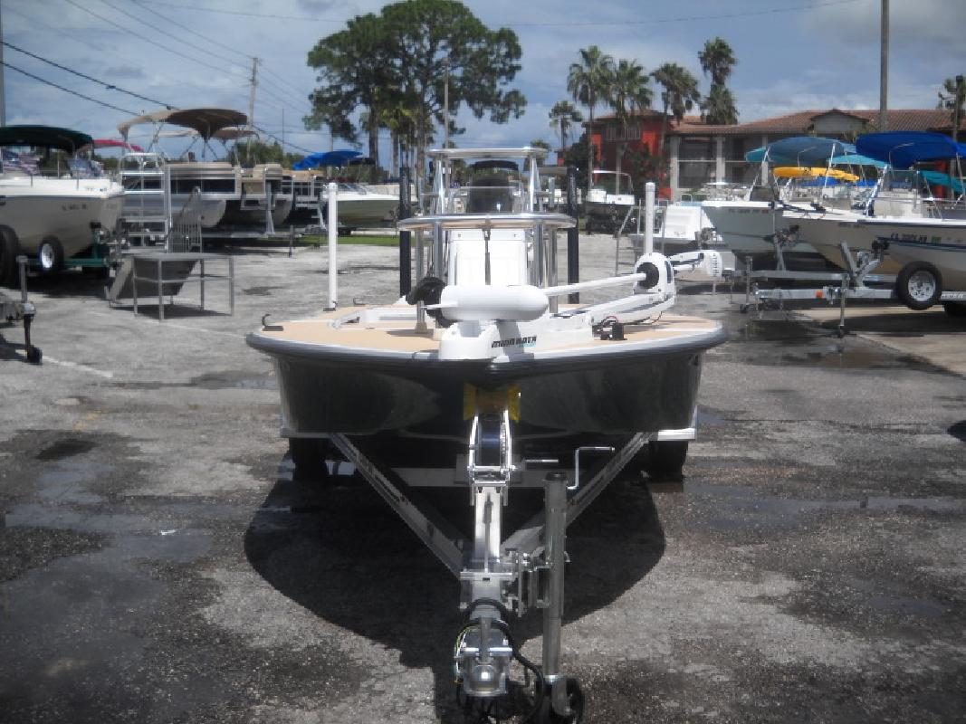 2016 Bossman 18 Skimmer in Palm Harbor, FL