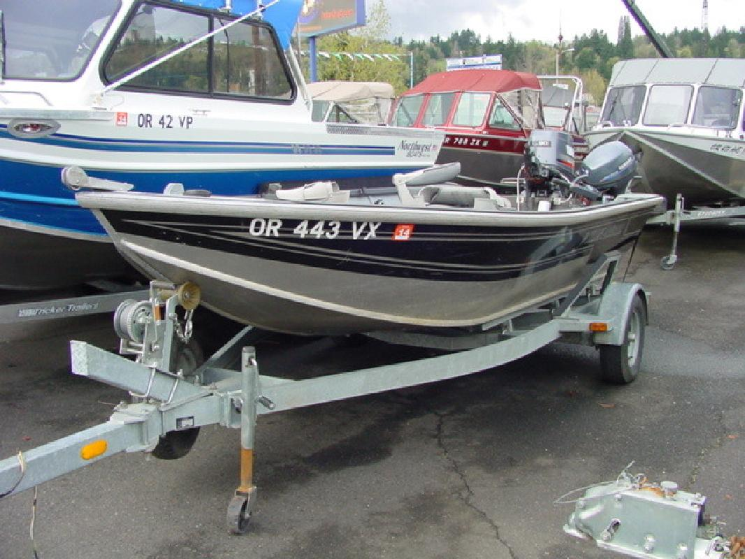 16 Willie Predator Outboard Jet In Portland Or For Sale