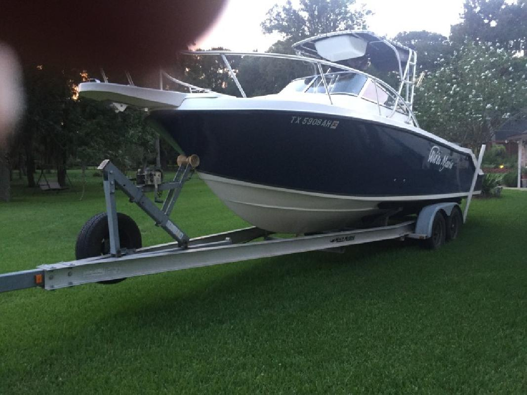 Mako new and used boats for sale in texas for Used fishing boats for sale in houston